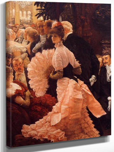 A Woman Of Ambition By James Tissot