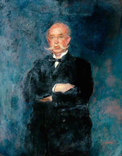 A. C. R. Carter By Ambrose Mcevoy