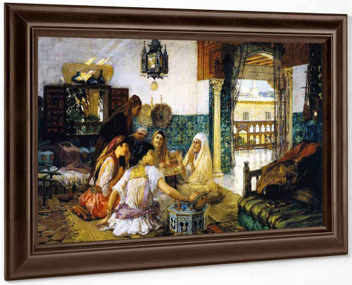 The Story By Frederick Arthur Bridgman