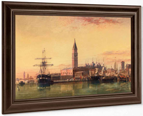 Venice1 By Edward William Cooke, R.A.