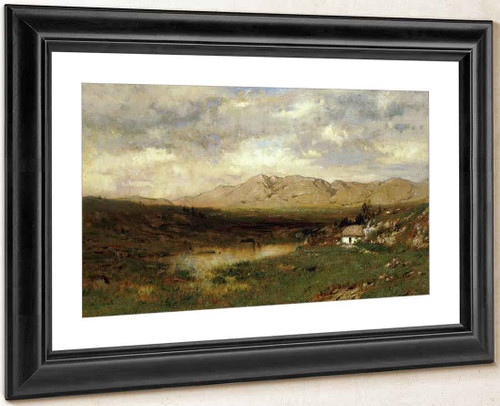 View In County Kerry By Alexander Helwig Wyant