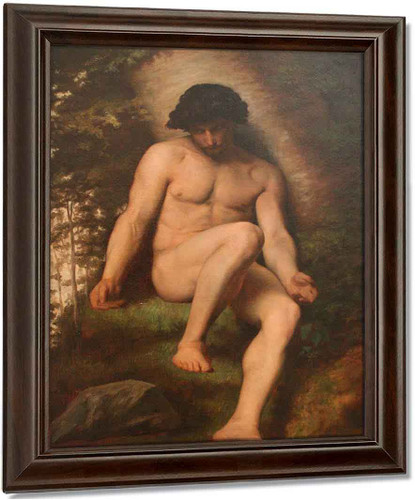 Adam By Alexandre Cabanel