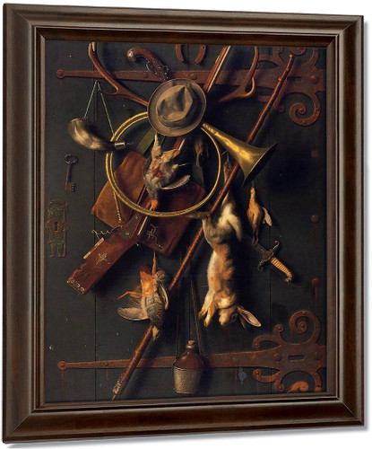 After The Hunt 23 By William Michael Harnett