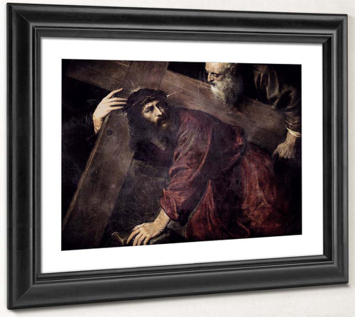 Christ Carrying The Cross 1 By Titian