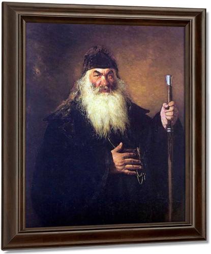 An Archdeacon. By Ilia Efimovich Repin