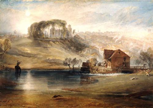 Colchester, Essex By Joseph Mallord William Turner