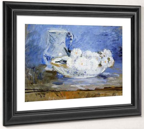 Daisies By Berthe Morisot
