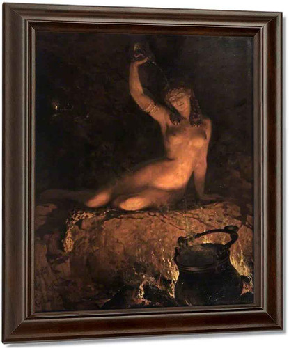 An Incantation By John Maler Collier