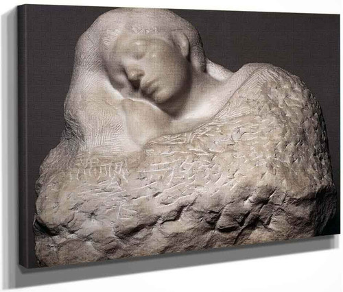 Dormir  By Auguste Rodin
