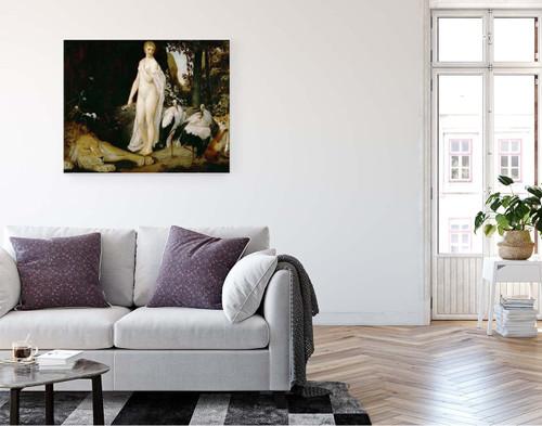 Fable By Gustav Klimt By Gustav Klimt
