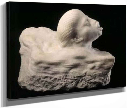 Femme Poisson By Auguste Rodin