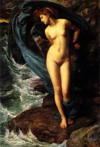 Andromeda By Sir Edward John Poynter