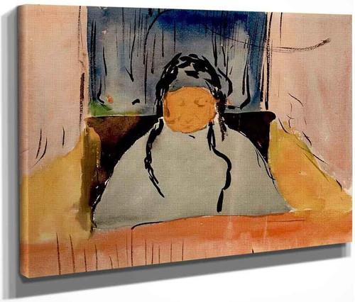 Grandmother Michaud By Edouard Vuillard