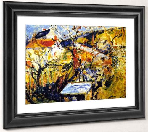 Landscape17 By Alfred Henry Maurer By Alfred Henry Maurer