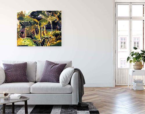 Landscape8 By Alfred Henry Maurer By Alfred Henry Maurer