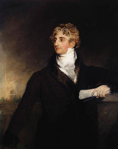 Armand Emmanuel, Duke Of Richelieu  By Sir Thomas Lawrence