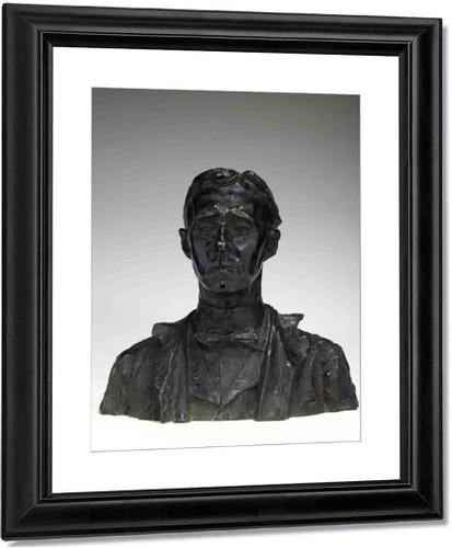 Arthur Jerome Eddy By Auguste Rodin