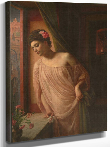 Asterie By Sir Edward John Poynter