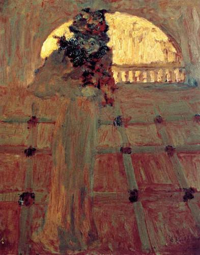 At The Opera By Edouard Vuillard