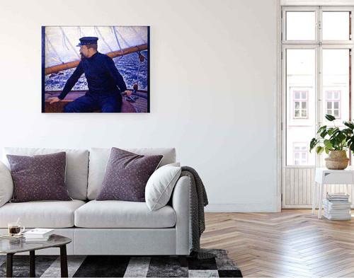 Paul Signac  By Theo Van Rysselberghe