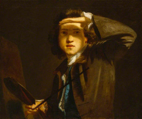 Sir Joshua Reynolds By Sir Joshua Reynolds