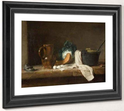 Still Life By Jean Baptiste Simeon Chardin By Jean Baptiste Simeon Chardin