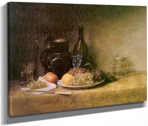 Still Life By John Ottis Adams By John Ottis Adams