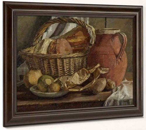 Still Life By Mark Gertler(United Kingdom, 1891 1939)