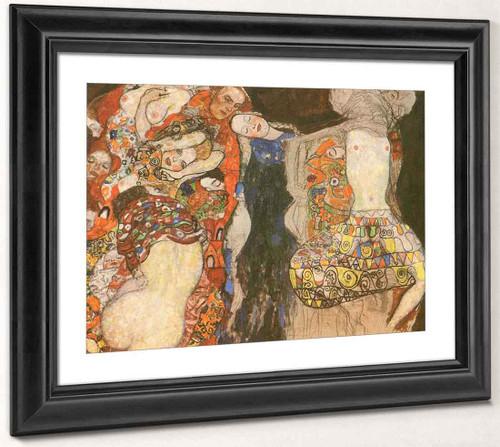 The Bride  By Gustav Klimt By Gustav Klimt