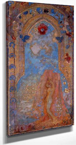 Andromeda By Odilon Redon