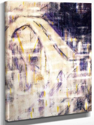 Bridge In Tecino By Christian Rohlfs