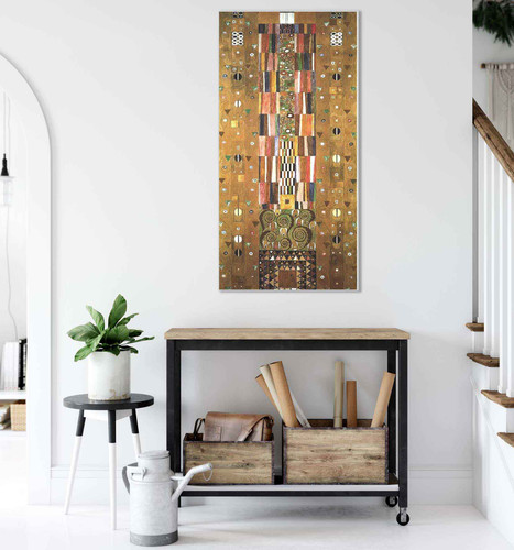 Design For The Stocletfries By Gustav Klimt