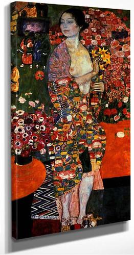 Die Ta¨nzerin By Gustav Klimt(Austrian, ) By Gustav Klimt(Austrian, )
