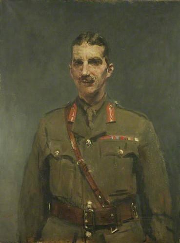 Brigadier General A. R. H. Hutchinson By Ambrose Mcevoy