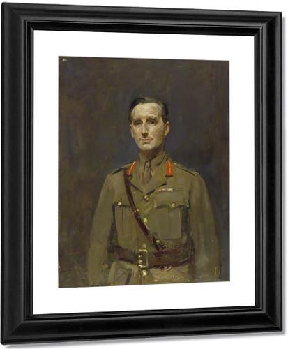 Brigadier General Arthur M. Asquith By Ambrose Mcevoy