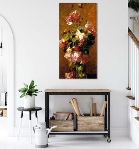 Roses By Franz Bischoff By Franz Bischoff