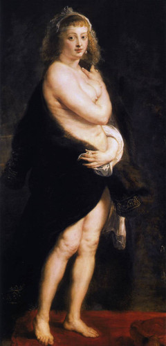 The Fur By Peter Paul Rubens