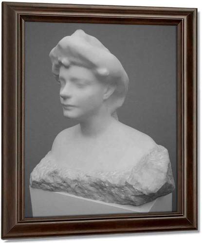 Bust Of Helena Von Nostitz By Auguste Rodin
