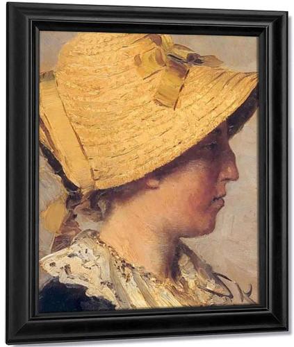 Anna Ancher By Peder Severin Kroyer