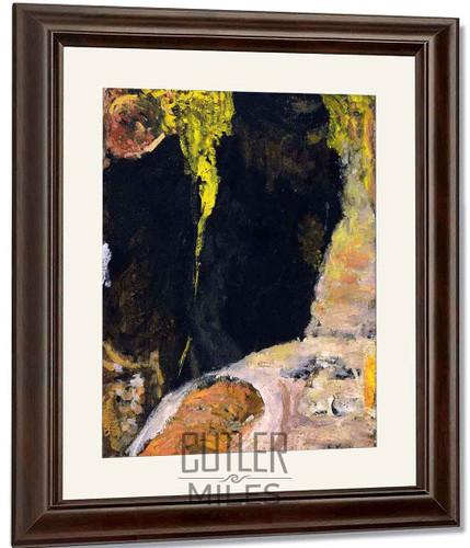 At The Buffet By Edouard Vuillard