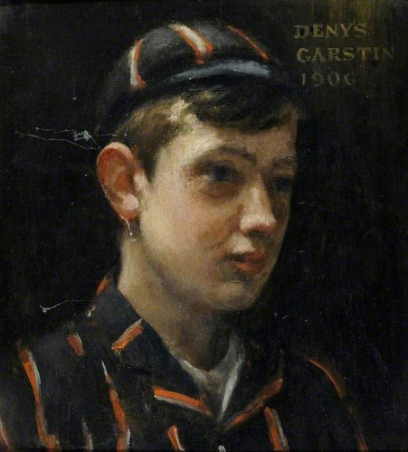 Denys Garstin By Norman Garstin
