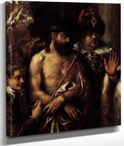 Ecce Homo By Titian