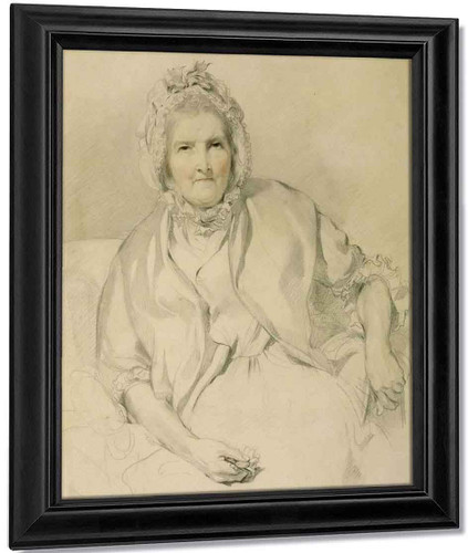 Isabel Smith, Called 'Munia', Nurse To The Angerstein Family By Sir Thomas Lawrence