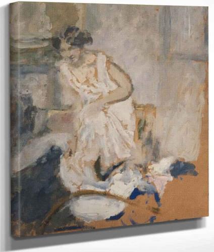 La Chemise By Edouard Vuillard