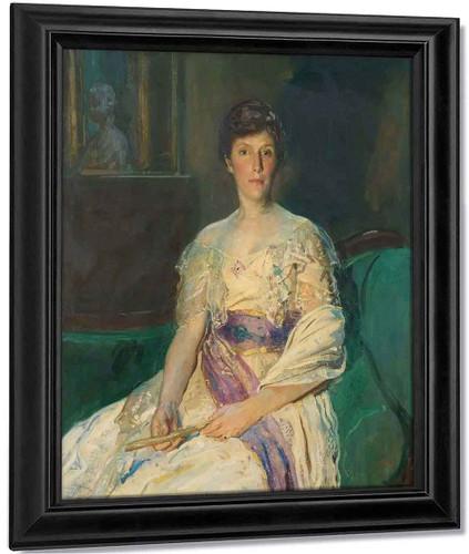 Mrs Julian Lousada By Ambrose Mcevoy