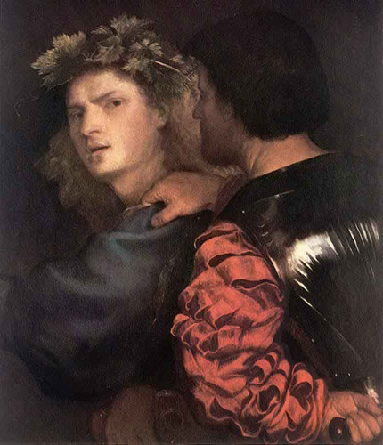 The Bravo By Titian