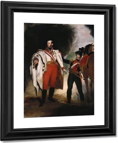 Charles Philip, Prince Schwarzenberg  By Sir Thomas Lawrence
