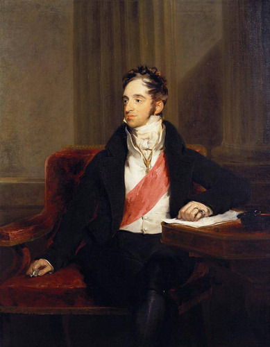 Charles Robert, Count Nesselrode By Sir Thomas Lawrence