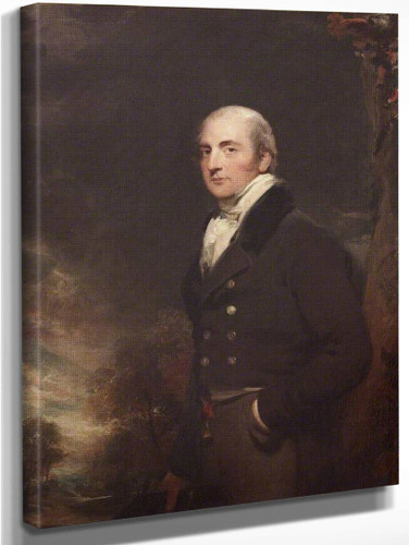 Charles Rose Ellis, First Baron Seaford Of Seaford By Sir Thomas Lawrence