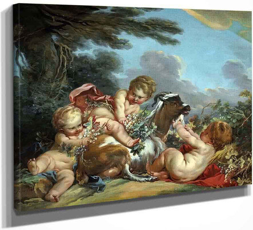 Autumn 2 By Francois Boucher